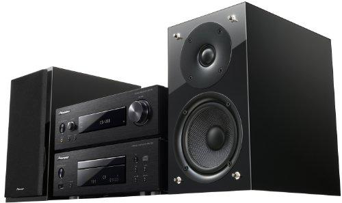 Pioneer P1-K - Microcadena HiFi de 150 W con CD, negro: Amazon.es ...