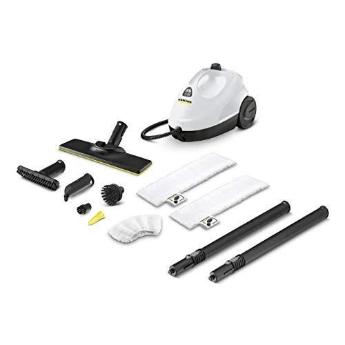 Kärcher SC 2 EasyFix Premium stoomreiniger 15120900 1500W wit, grijs