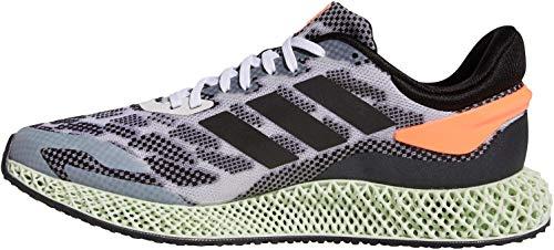 adidas Herren Running-Schuhe-FW1233 Cross-Laufschuh, FTWWHT/CBLACK/SIGCOR