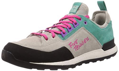 adidas Herren Five Tennie Fitnessschuhe, Mehrfarbig (Marsua/Veraut/Magrea 000), 48 EU