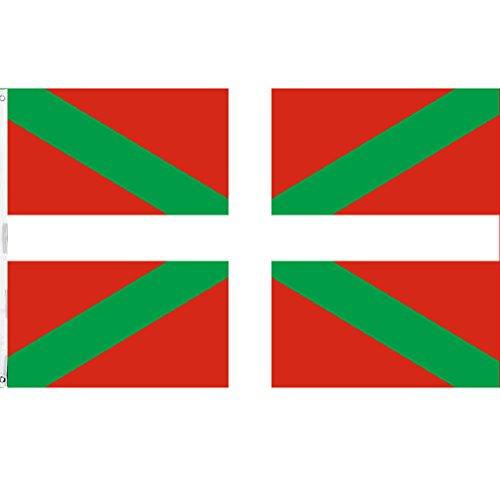 All world countries Basque Flag 90 x 150 cm