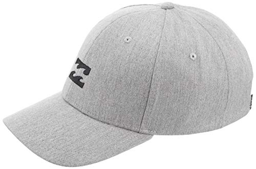 BILLABONG All Night Snapback grau