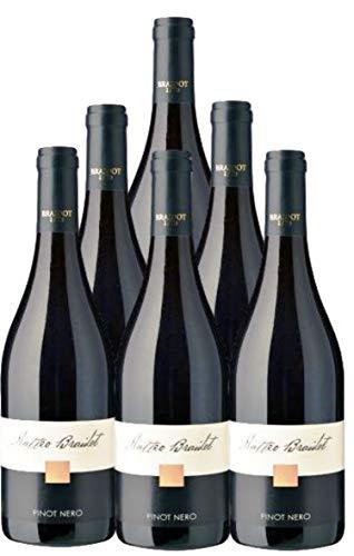 BRAIDOT MATTEO Vino rosso PINOT NERO BOTT. 75 CL - IMBALLO DA 6 BOTTIGLIE DA 75 CL