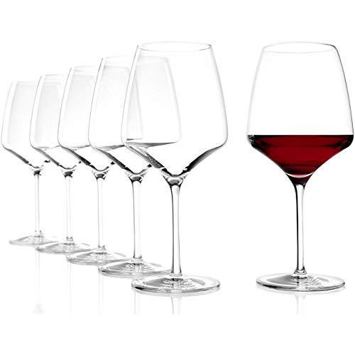 Copas De Vino Tinto Originales, Copas De Vino Tinto Grandes Bohemia, Copas...