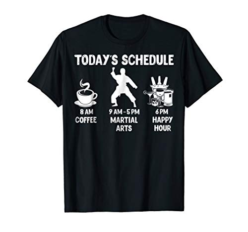 Martial Arts Today Shirts - Camiseta Heather Blue M