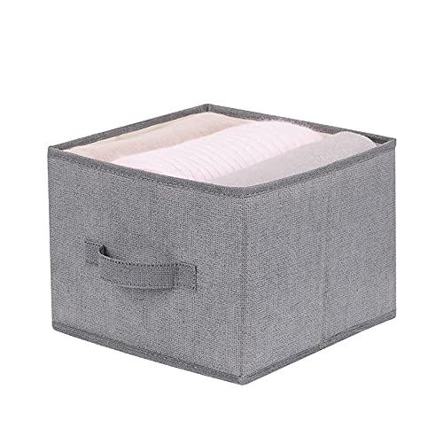 Organizer pieghevole per armadio, portatile, in cotone, da appendere, per armadio, cassetto, camera da letto, lavanderia