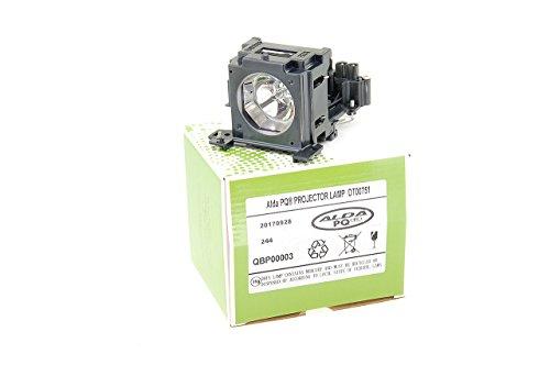 Alda PQ-Premium, Lámpara de proyector para HITACHI CP-X268A Proyectores, lámpara con Carcasa