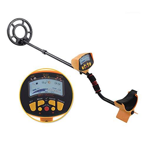 Instrumento de panificación de oro de mano, altura de la pantalla led se puede ajustar, utilizado para la playa, el detector de metales de tierra