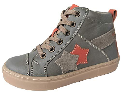 Ennellemoo® jongens-meisjes-uniseks kinder-echt leren schoenen-boots-sneaker-ritssluiting-veters. Premium schoenen, volledig leer.