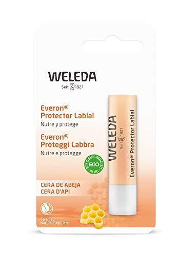 WELEDA lippenbalsem 1 stuk Everon 4 SPF 14,4 g