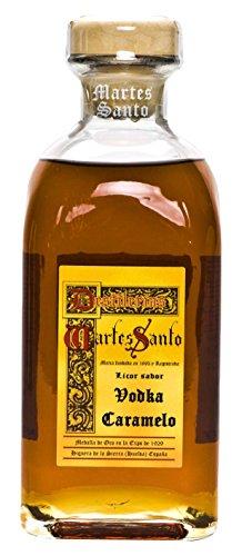Martes Santo Vodka Caramelo - 700 ml