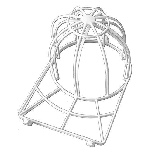 HAC24 Baseballkappen Basecap Gestell Waschmine Spülmaschine Baseball Trucker Mütze Kappe Waschen Cap Washer Waschnetz Wäschebeutel