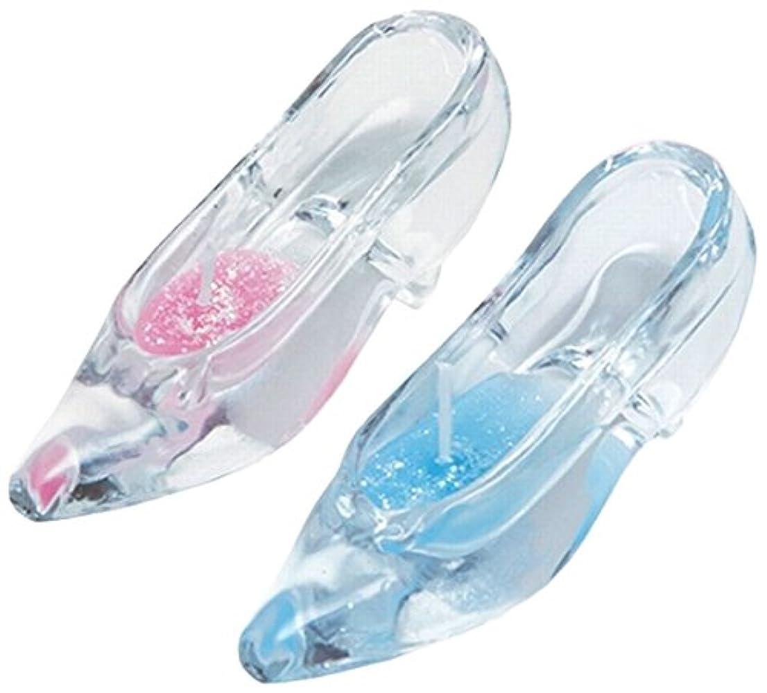 転倒ソース不完全なガラスの靴セット A7681006
