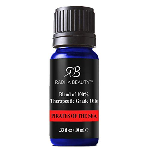 Radha Beauty Essential Oil Blend Pirates of the Sea 10ml