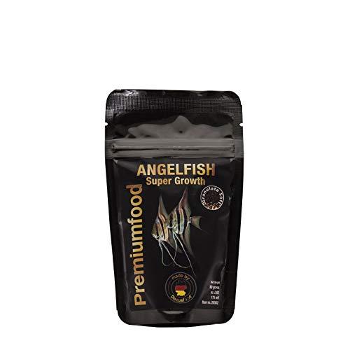 Comida para peces escalares - Angelfish Supergrowth 80g