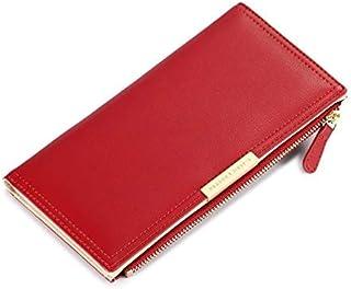 【J. Taverner】レディース 薄型 長財布 スリムウォレット #001