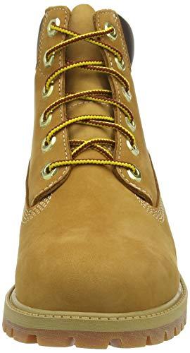 Timberland 6-Inch Waterproof, Kinder Stiefel, Gelb - 2