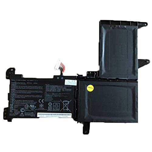 B31N1637 B31Bi2H B31Bi9H 0B200-02590000 0B200-02590100 Reemplazo de la batería del portátil para Asus VivoBook S5100U X510 X510U X510UF X510UQ X510UR X510UN S510UQ S510UA S510UR Series (11.55V