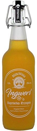 Hirschkuss Ingwerl 0,5l