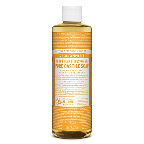 CASTILE SOAP CITORG 16OZ