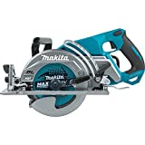 Makita GSR01Z 40V Max XGT Brushless Lithium-Ion 7-1/4 in. Cordless Rear Handle Circular Saw (Tool Only) (Renewed)