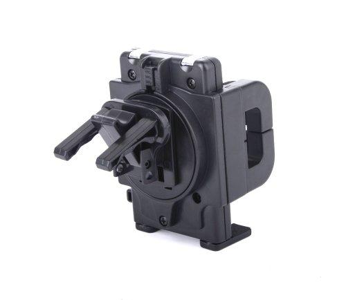 DURAGADGET Support Rotatif Voiture 3 en 1 pour GPS Philips PNS 500 / PNS500, Mappy ITi S449, Mini 301 Europe et Ulti X575 LM Camp, NAVIGON GPS 72 Plus
