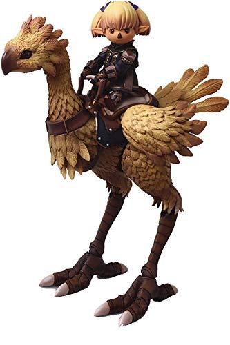 Square Enix Final Fantasy XI: Shantotto & Chocobo Bring Arts Action Figure Set