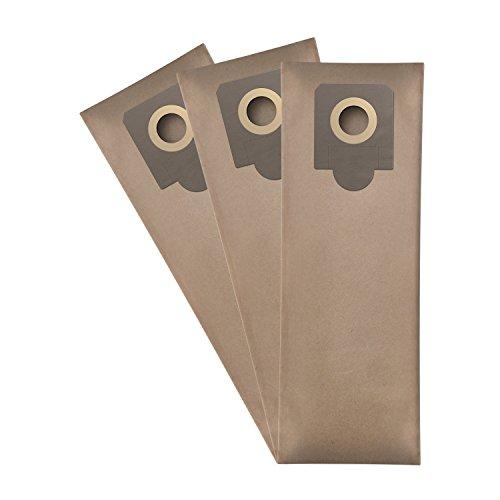 5x bolsas para aspirador tejido Wurth ISS 32