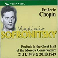 Vladimir Sofronitsky plays Chopin (2CD)