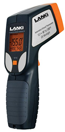 Lang Tools 13802 Automotive Infrared Thermometer