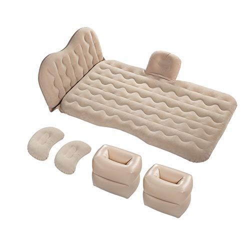Air bed Aufblasbare Matratze Auto aufblasbares Bett-Auto-Luftmatratze...