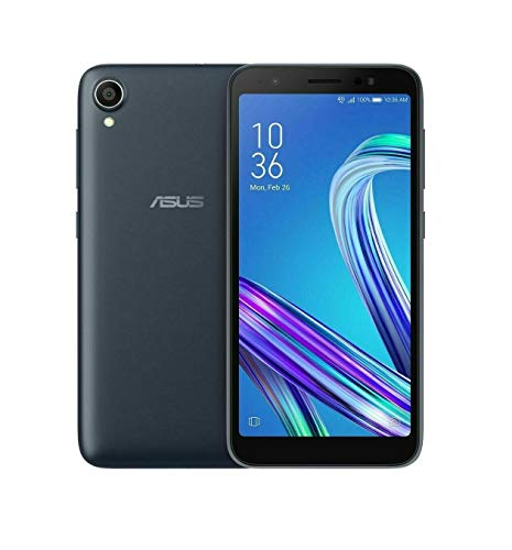 Asus - ZenFone Live with 16GB Memory Cell Phone, 5.5' IPS Touch Screen (Unlocked) - Midnight Black
