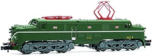 Arnold Diesel Locomotive 277.048, RENFE DC Digital with Sound, Grün und Silber