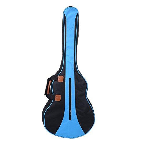 Jacktom Deluxe Guitar Bag Waterproof Dual Adjustable Shoulder Strap Gig Bag Backpack Cover Case for Acoustic Guitar 34