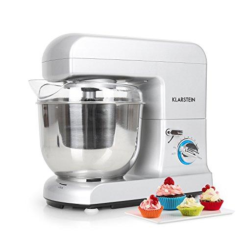 Klarstein 10006253 Gracia Argentea keukenmachine