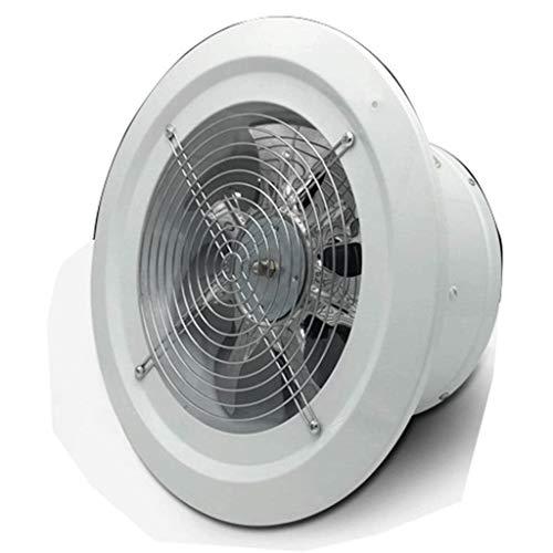 LANDUA Baño Pared de la Ventana de ventilación de Tipo Ventilador Obturador Extintor de Garaje Shed Polo Barn hidropónico de ventilación 8 Pulgadas