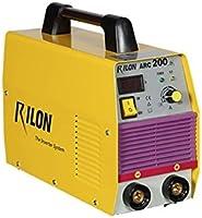 Rilon Arc-200 Amps Single Phase ARC Welding Machine
