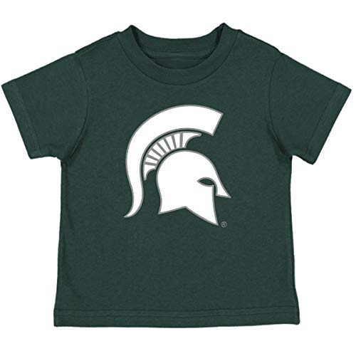 Michigan State Spartans Logo Baby/Toddler T-Shirt (4T)