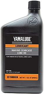 Yamalube ACC-GLUBE-HD-QT Marine Lower Unit Gear Lube HD (QUART)