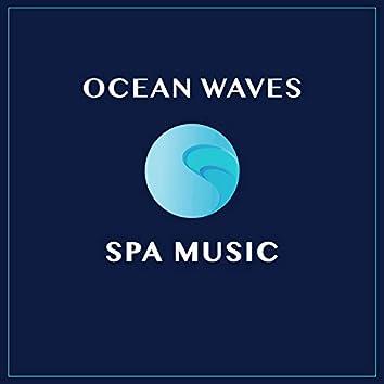 Ocean Waves Spa Music: Ambient Music For Spa, Massage Music, Yoga Music, Meditation Music, Sleeping Music and Ocean Waves Sounds for Spa
