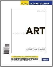 World of Art, A, Books a la Carte Edition (6th Edition)