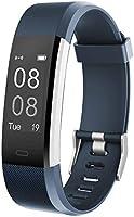 Willful Montre Connectée Femmes Homme Bracelet Connecté Cardiofréquencemètre Montre Intelligente Etanche IP67 Smartwatch...