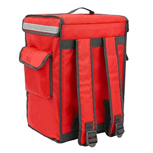 YuuHeeER 1pc Bolsa de picnic grande aislado enfriador mochila 42l de comida de la entrega de la bolsa de la tabla portátil