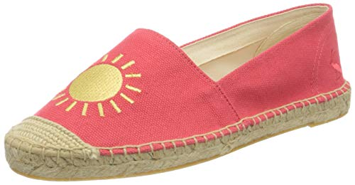 Tom Joule Shelbury Espadrilles, Rot (Red Red), 36 EU