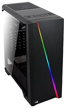 AeroCool Cylon RGB Mid Tower with Acrylic Side window Black