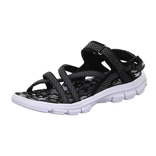 Alyssa WS3793-5 Damen Sandalette, Größe 38
