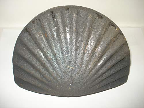 Conchiglia Ferma Portone in ghisa - Chiocciola Portone Vintage Ghisa (Kg.3,5 - cm 18)