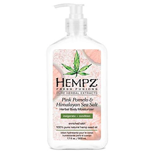 Hempz Pink Pomelo & Himalayan Sea Salt Herbal Body Moisturizer 17.0 oz