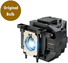 EX5240 740D; EX3240 EX5250 Lutema Replacement Bulb for Epson ELPLP88 Replacement Lamp PowerLite Home Cinema 2040 EX7240 Pro Wireless; VS240 3LCD WXGA Projectors V13H010L88 2045 640