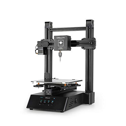 3D Printer Creality CP-01 Multifunction 3-in-1 Machine with Laser Engraving, CNC Cutting, 3D Printer, 4.3 Inch Touch Screen Upgrade TF Card Offline Printing/Online Printing Support